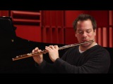Online flute lesson, Emmanuel plays Ravel