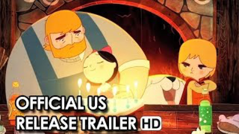 Song of the Sea Official US Release Trailer (2014) - Animated Movie HD