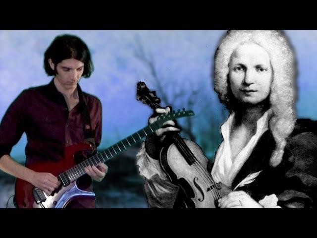 Winter The Four Seasons Vivaldi Dan Mumm Neo Classical Metal Guitar