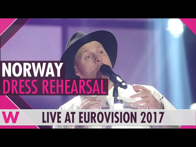 Norway: JOWST Grab The Moment grand final dress rehearsal @ Eurovision 2017