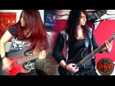 SLIPKNOT - Nomadic GUITAR COVER with SOLO by Jassy J BulletVain