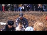 """Массовое задержание на митинге """"Он вам не Димон"""" Владивосток.  26.03.2017."""