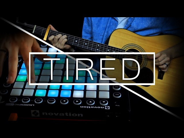 Alan Walker - Tired | Guitar x Launchpad Cover