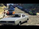 GTA 5 Fast & Furious Car meet