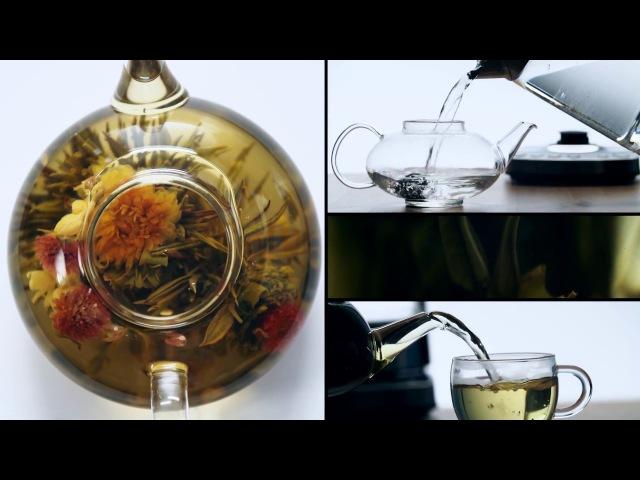 Предметная видеосъемка для компании Kitfort Чайник KT-601
