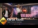 Pablo Motos demuestra sus dotes como modelo subido a los tacones de Karlie Kloss - El Hormiguero 3.0