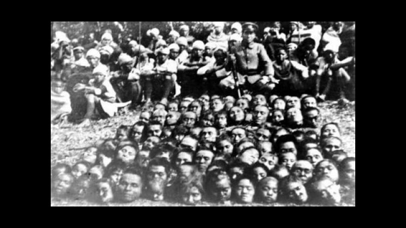 Нанкинская резня Зверства Японцев