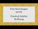 "Friedrich Schiller ""Hoffnung I"