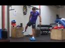 Антон Гафаров Упражнения на балансировочной подушке