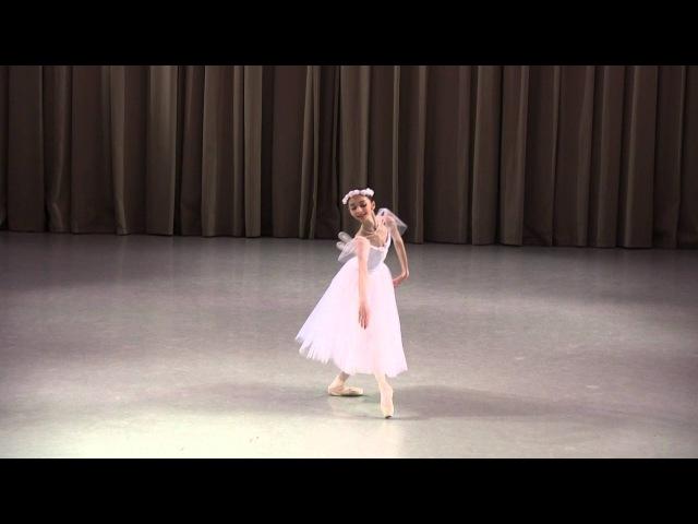 Виктория Ласкина ученица 26 Б класса Песня без слов