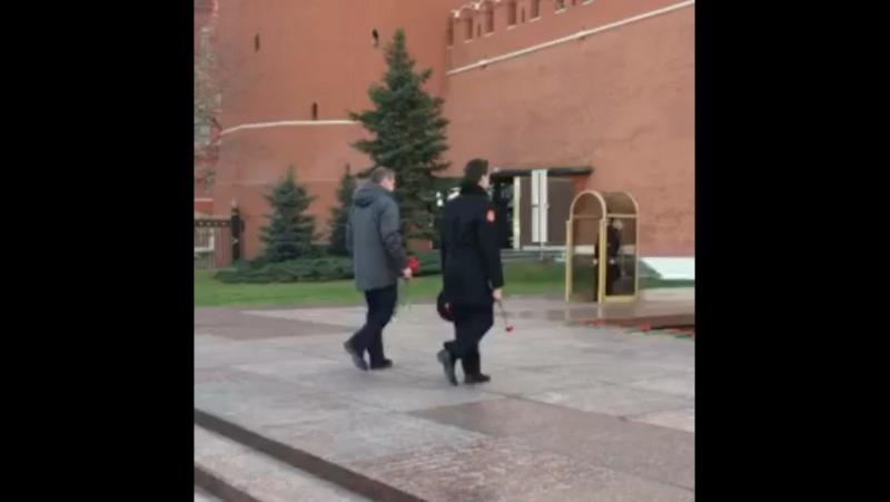 Александровский сад. МНС.