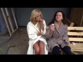 Крайний съемочный день 2 сезона Деффчонок