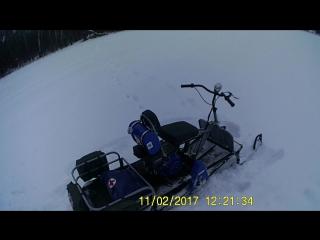 Лыжня России 2017 ГБР
