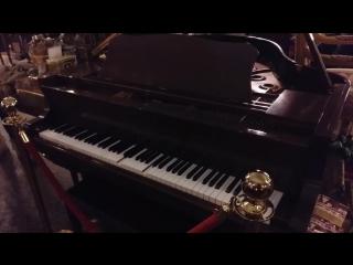 живое пианино ☺