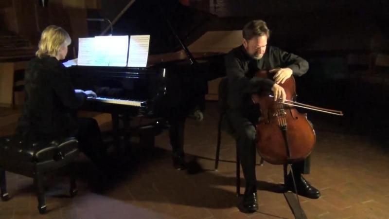 Шуберт - Соната для фортепиано и арпеджионе ля минор, D 821
