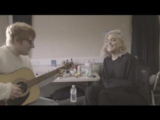 Anne-Marie & Ed Sheeran - Ciao Adios [Acoustic]