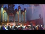 Фрагмент концерта Всероссийского юношеского симфонического оркестра под управлением Юрия Башмета