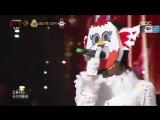 170129 Ушин @ King of Mask Singer Ep.96