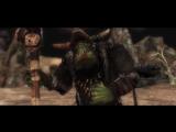 Warhammer- Mark of Chaos - Battle March (Orcs Campaign Cutscene 5)