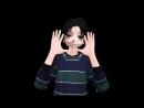 MMD Killing Stalking Yoonbum Kiyomi Original Dance Of Gwiyomi