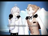 MMD Vocaloids - My motion