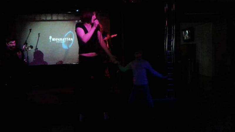 Группа ЛЕДУМ в Манхеттене 22.04.2017