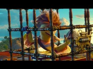 Крякнутые каникулы - Трейлер 2 (2016) [720p]