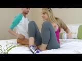 Katie Banks Утренний секс с безумно красивой фигуристой блондинкой с большими сиськами (1080 HD Порно,  большая попка)