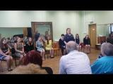 стихотворение КУКУРУЗА (Саша Черный) В исполнении Полины Цупило (ТЮЗ г. Королев, 2016)