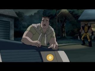 Росомаха и Люди Икс / Wolverine and the X-Men (2008 - 2009) 1 серия Взгляд в прошлое — (1 часть) / Hindsight (Part 1)