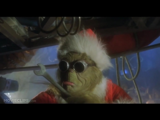 [Гринч – похититель Рождества \ How the Grinch Stole Christmas](2000) Jim Carrey — Youre a Mean One, Mr. Grinch