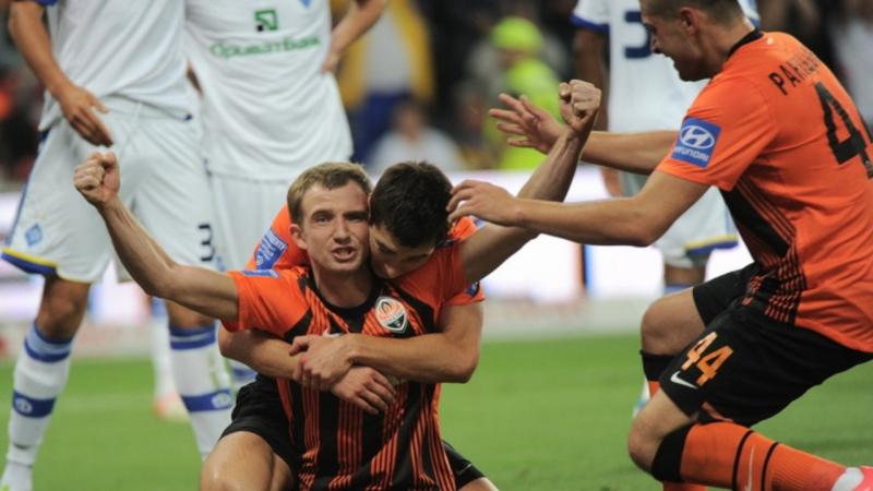 Шахтер 3-1 Динамо (2 сентября 2012 год)