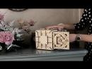 Конструктор 3D-пазл Ugears - «Сейф»