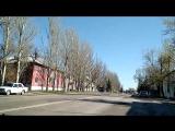 Углегорск -дороги весной