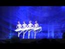 Танец маленьких лебедей.Отрывок из балета Лебединое озеро.г.Ставрополь.