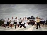 """ЯБЛОЧКО""- Russian Sailor Dance Yablochko JABŁUSZKO Taniec marynarzy"