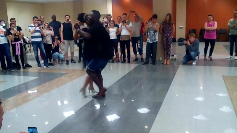 Moscow salsa kizomba Festival 2017 (JAMBA ADOREE)