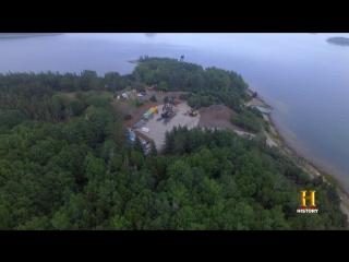 «Проклятие острова Оук» на HISTORY по вторникам в 21:00