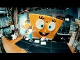 #mannequinchallenge со Спанч Бобом в Красти Краб