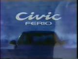 HONDA CIVIC FERIO CM 6 (JODIE FOSTER 2)