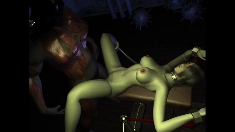 house of erotic monster