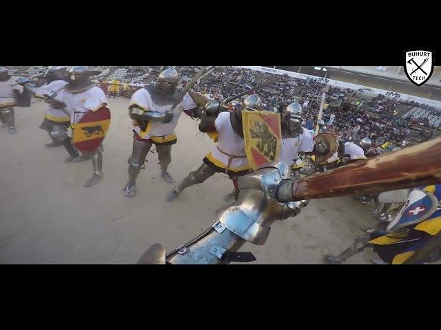 Battle of the Nations 2017 - Ukraine vs Russia final of 21vs21 of world championship