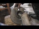 Замена подшипника передней ступицы ВАЗ 2109