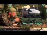 Снайперская винтовка СВ 98 дальность 1000 метров
