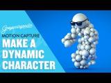 Cinema 4D Tutorial - Build An Animated Dynamic Character In Cinema 4D
