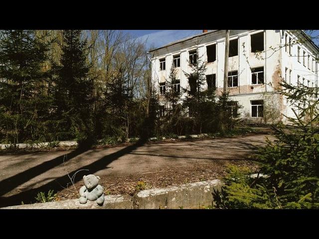 Заброшенный военный госпиталь-2 (май 2017)