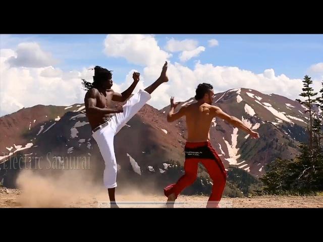 Psychedelic Trance 2016 / 2017 Mix part 2 [Martial Arts, Capoeira, Gymnastics]