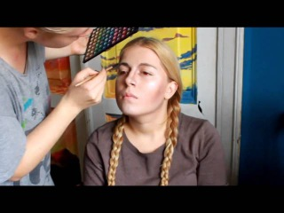 APH Prussia make up tutorial by Saiko! cosband | Asami |