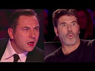 Топ 10 Великобритании Got талант 2016 | У Британцев есть талант 2016