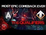 ALLIANCE vs. ESCAPE - MOST EPIC COMEBACK TI6 DOTA 2